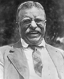 220px-Theodore_Roosevelt_laughing