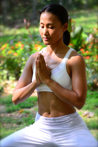 Accompagnatrice en bien-être, masseuse, Tiem Anais Kang Montpellier